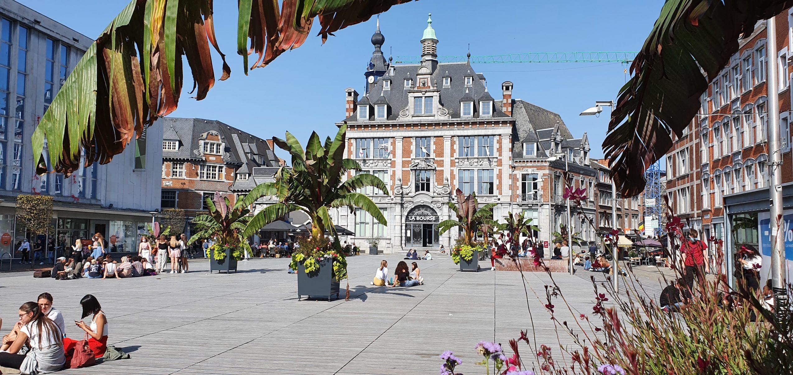 Place d'Armes Namur